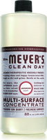 Mrs. Meyer's Clean Day 11440 Multi-Surface Cleaner Concentrate, 32 oz Bottle