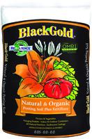 sun gro BLACK GOLD 1402040 2 CFL P Potting Mix, Brown/Earthy, Granular