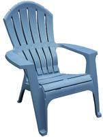 Adams RealComfort 8371-94-3901 Adirondack Chair, 250 lb Weight Capacity,