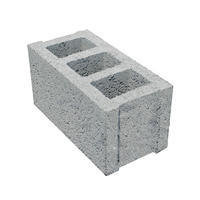 "BUILDING BLOCKS 8"" 3HOLE (90PC)"