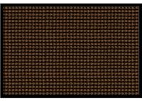 18X27 PRESTIGE BROWN DOOR MAT