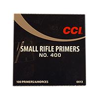 CCI #400 Small Rifle Primers