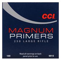CCI Large Rifle Primer Magnum #250 100 Pack