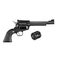 "Ruger BlackHawk S/A Conversion Revolver 357/9mm 6.5"""