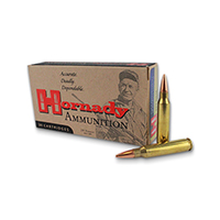 Hornady Match .223 REM 75GR Boat Tail Hollow Point 20 Rounds