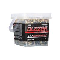 Blazer Rimfire 22 LR 38 Gr 1500 Rounds