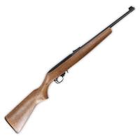 "Ruger 10/22 Rifle .22 LR Hardwood stock with 16.1"" Barrel"