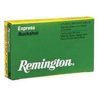 "Remington #000 Buckshot 2-3/4"" Shotgun Ammo 12 Ga"