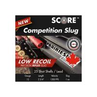 """Score Slug 12 Ga 2 3/4"""" 1 oz"""