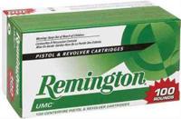 Remington UMC Value Pack Pistol Ammo  MC 230Gr  45ACP 100 Pk