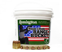 Remington UMC P&R Bulk Range Bucket 9MM 115Gr  350 Pack
