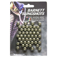 Barnett Trainer Slingshot Ammo    Box of 100 Rounds