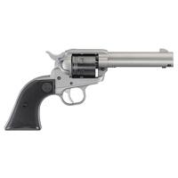 "Ruger  Wrangler Single Action  Revolver 22LR 4.62"" Silver"