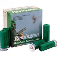 """Remington Gun Club Target Load 20GA #8 Shot 2-3/4"""" 7/8oz 25 Rounds"""