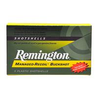 Remington Express Managed-Recoil  #00 Buckshots Shotgun Ammo 12Ga