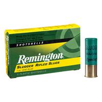 "Remington Slugger 12GA Lead Rifled Slug 3"" 1oz 5 Rounds"