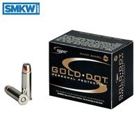 Speer Gold Dot .38 SPL 95GR Gold Dot Hollow Point 20 Rounds