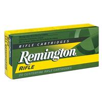 Remington High Preformance .223 REM 55GR Centerfire PSP 20 Rounds