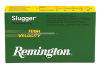 "Remington Slugger 12GA Rifled Slug 2-3/4"" 7/8oz 5 Rounds"