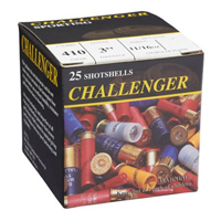 """Challenger Game & Sporting .410GA #6 Lead 3"""" 11/16oz 25 Rounds"""