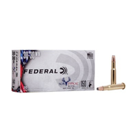 Federal Non-Typical 30-30 Winchester 150 Gr SP
