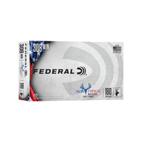 Federal Non-Typical Whitetail .308WIN 180GR Soft Point 20 Rounds
