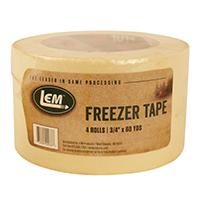 "LEM  Freezer Tape and Dispenser 1"""