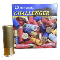 """Challenger Game & Sporting .410GA #7 Lead 3"""" 11/16oz 25 Rounds"""