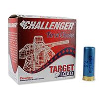 """Challenger Target Load 12GA #7.5 Shot 2-3/4"""" 1oz 25 Rounds"""