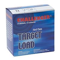 "Challenger Target Load  #8 Shotgun Ammo 12 Ga 2.75"""