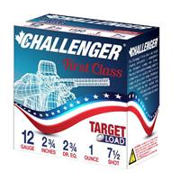 """Challenger Magnum  2-3/4"""" #8 Shotgun Ammo 12 Ga"""