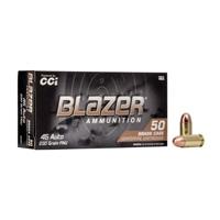 CCI Blazer Brass 45ACP 230gr FMJ