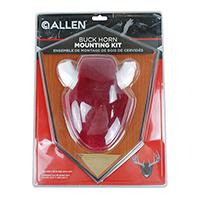 Allen Red & Woodgrain Antler Mounting Kit