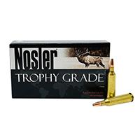 Nosler Trophy Grade .22-250 REM 64GR Bonded Solid Base 20 Rounds