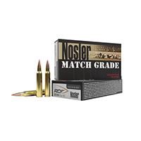 Nosler Target .223 REM 70GR Hollow Point 20 Rounds