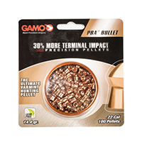 Gamo PBA Bullet 0.22  Precision Pellet 100 Count