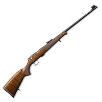 """CZ 455 LUX II Rifle .22 LR Walnut Stock with 20.5"""" Barrel"""