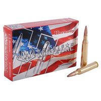 Hornady American Whitetail .25-06 REM 117GR Soft Point 20 Rounds