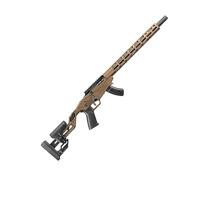 """Ruger Precision Rimfire Rifle- Bronze Cerakote 22LR 18"""""""