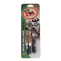 Primos Hunting Mean Mallard Double Reed Duck Call