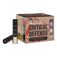 "Hornady Critical Defense 2-1/2"" #41 Shotgun Ammo 410 Ga"