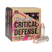 9mm Luger 100 gr FTX Critical Defense Lite
