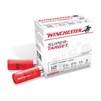 Winchester Super-Target High Velocity #8 Shotgun Ammo 12 Ga