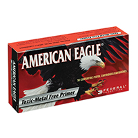 Federal AE Pistol .38 Super 115GR Jacketed Hollow Point 50 Rounds