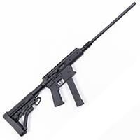 "TNW ASR Rifle 9MM Takedown, Black, 18.75"" Barrel"