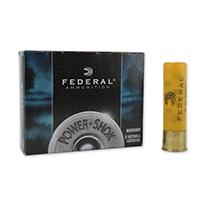 "Federal Power Shok 20GA #2 Buck 3"" 1-1/4oz 5 Rounds"
