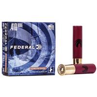 "Federal Power Shok 2.5"" Shotgun Ammo 410 Ga"