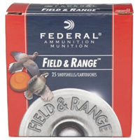 Federal Field Range #6 Shotgun Ammo 20 Ga