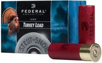 "Federal Strut Shok Turkey 12GA #5 Lead Shot 3"" 1-7/8oz 5 Rounds"