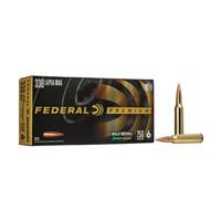 Federal 338 Lapua Magnum 250gr Sierra BTHP